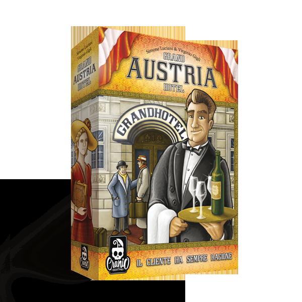 Grand Austria Hotel recensione