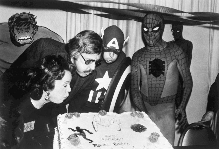 Joan Lee La Donna Che Ha Salvato L Universo Marvel