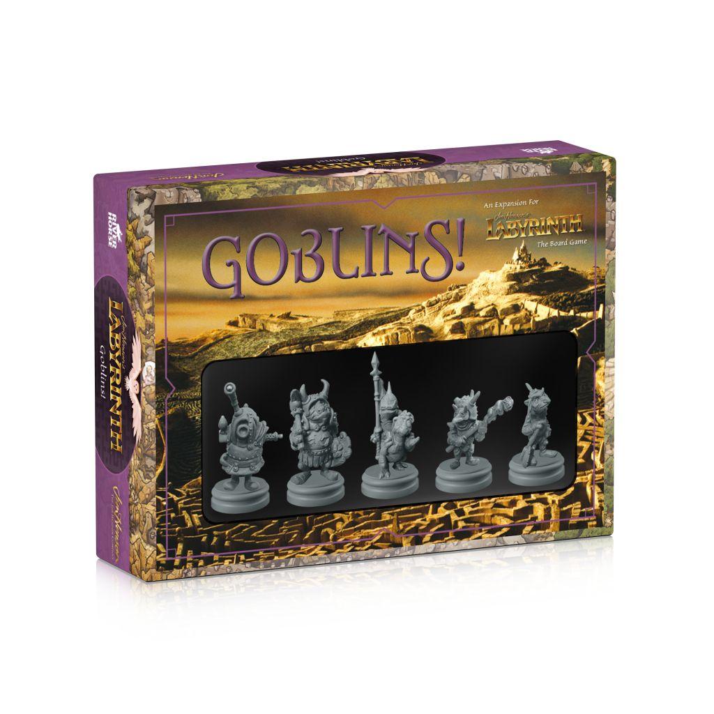 Labyrinth-Goblins dV Giochi