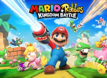 Mario + Rabbids Ubisoft