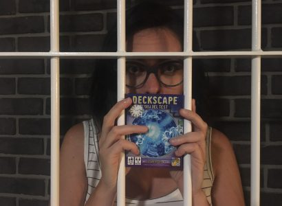 Deckscape escape room