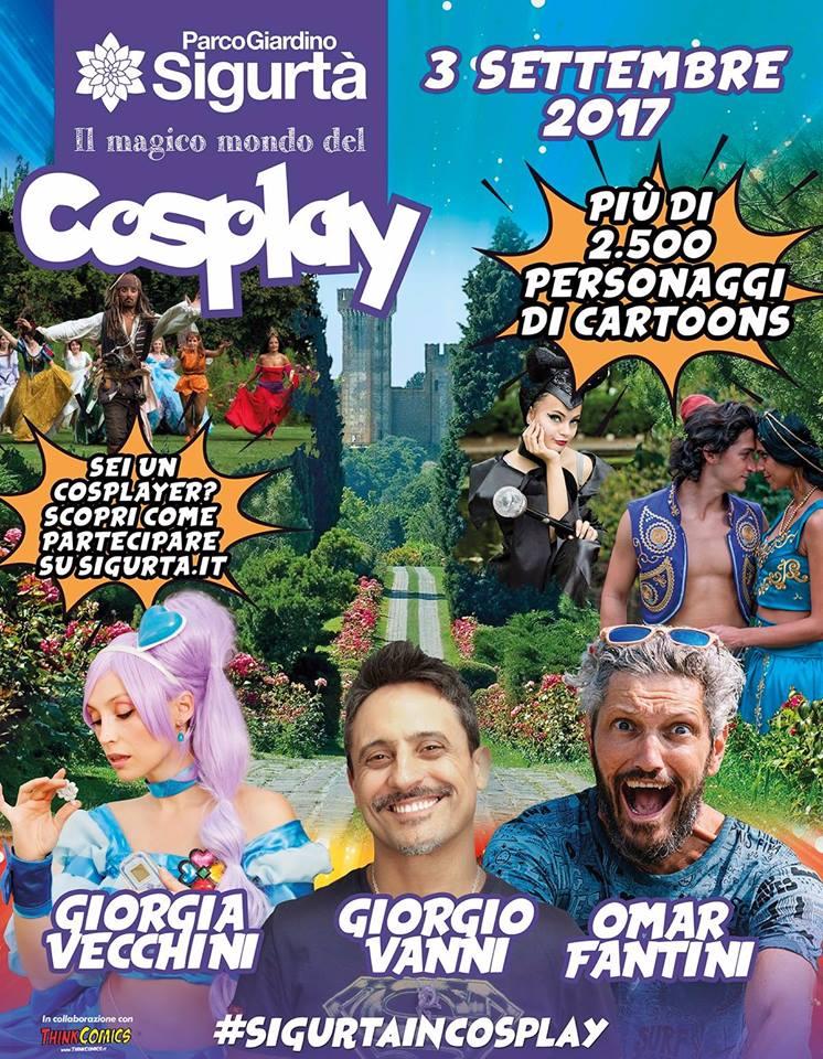 Sigurtà Cosplay