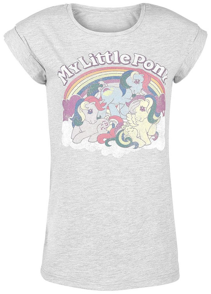 my little pony t shirt
