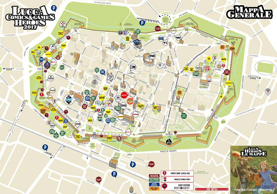 MAPPA LUCCA 2017