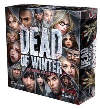 Halloween boardgames dead of winter