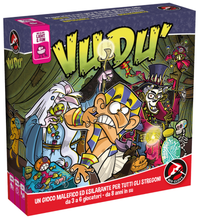 Halloween Boardgames Vudù