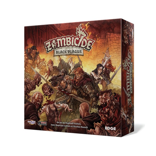 Halloween boardgames zombicide-black-plague