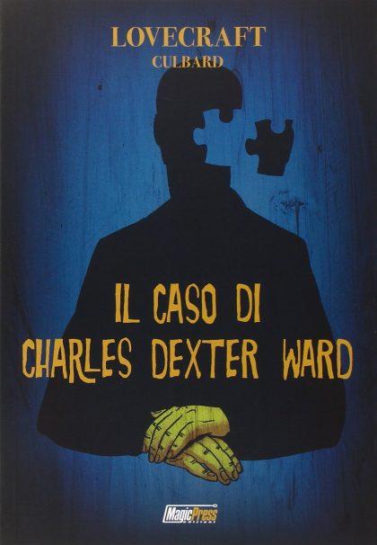 Il Caso di Charles Dexter Ward fumetti su Lovecraft