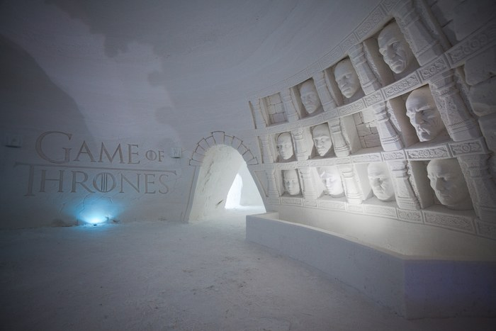 hotel Finlandia game of Thrones