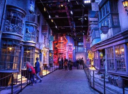 Mostra harry potter milano