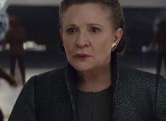 """Star Wars Episodio IX : il libro """"Gli ultimi Jedi"""" anticipa cosa accadrà a Leia?"""