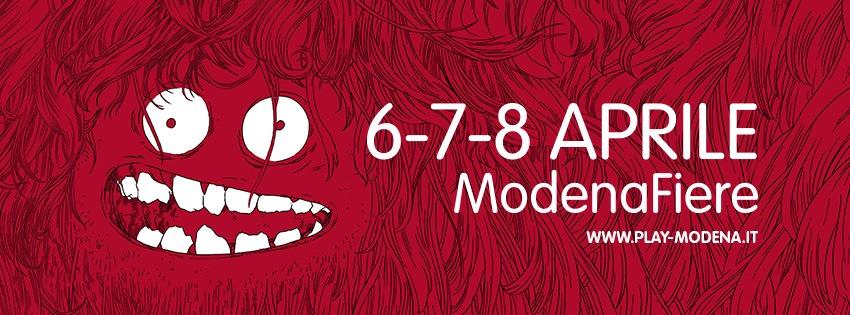 Info Play Modena 2018