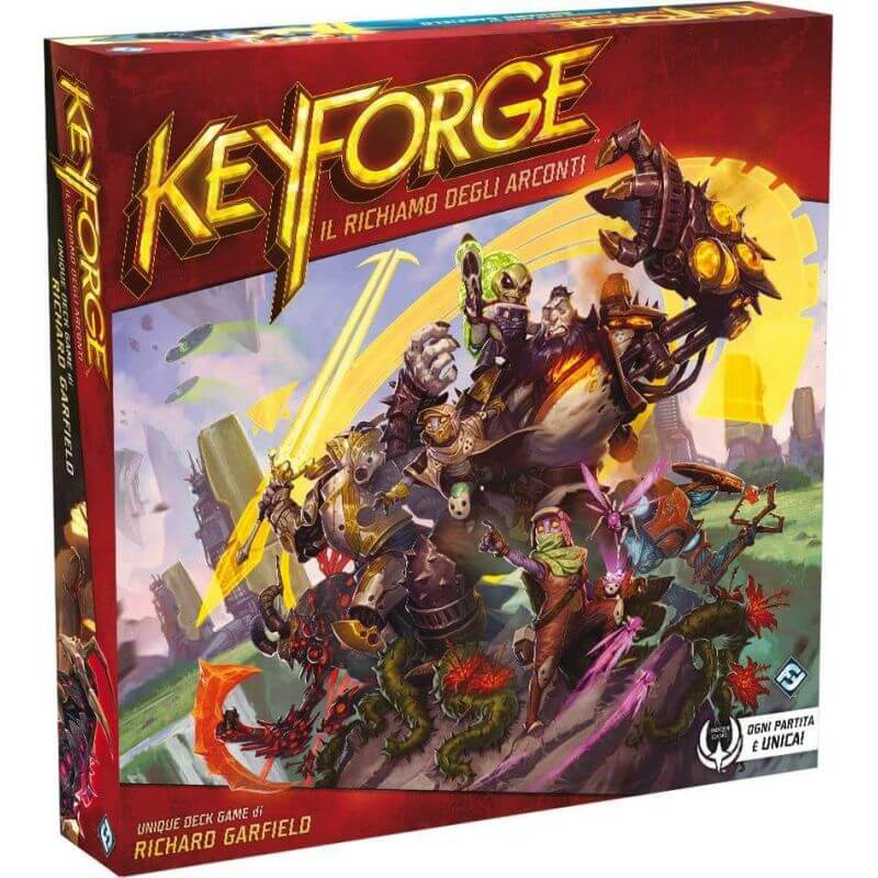keyforge-play modena