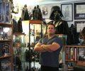 Darth Vader mania: ecco un vero fan da Guinness dei Primati!
