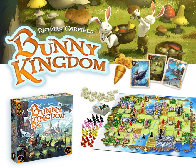 Bunny Kingdom novità Modena Play 2018