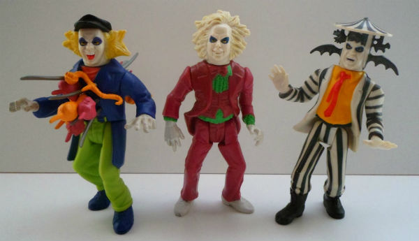 Beetlejuice action figure 80's