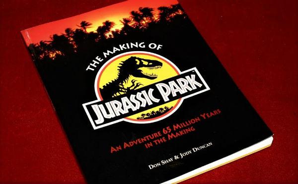 Elicottero Jurassic Park : Jurassic park compie anni scopri curiosità sul film