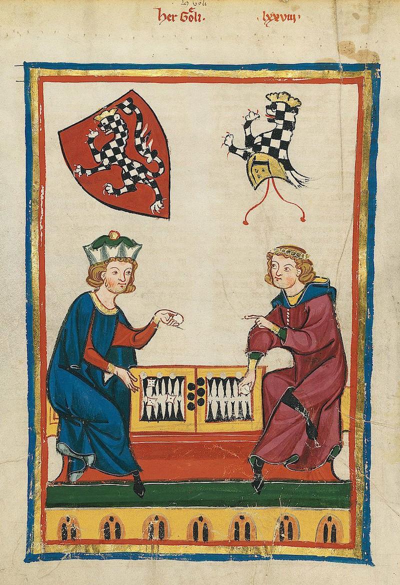 Storia dei boardgames o giochi da tavolo