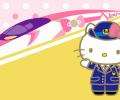 E' in partenza da Osaka il treno di Hello Kitty!