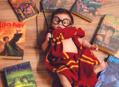 Mamme e bebè nerd harry potter