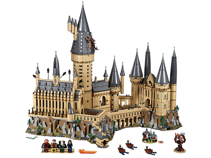 Lego Hogwarts 04