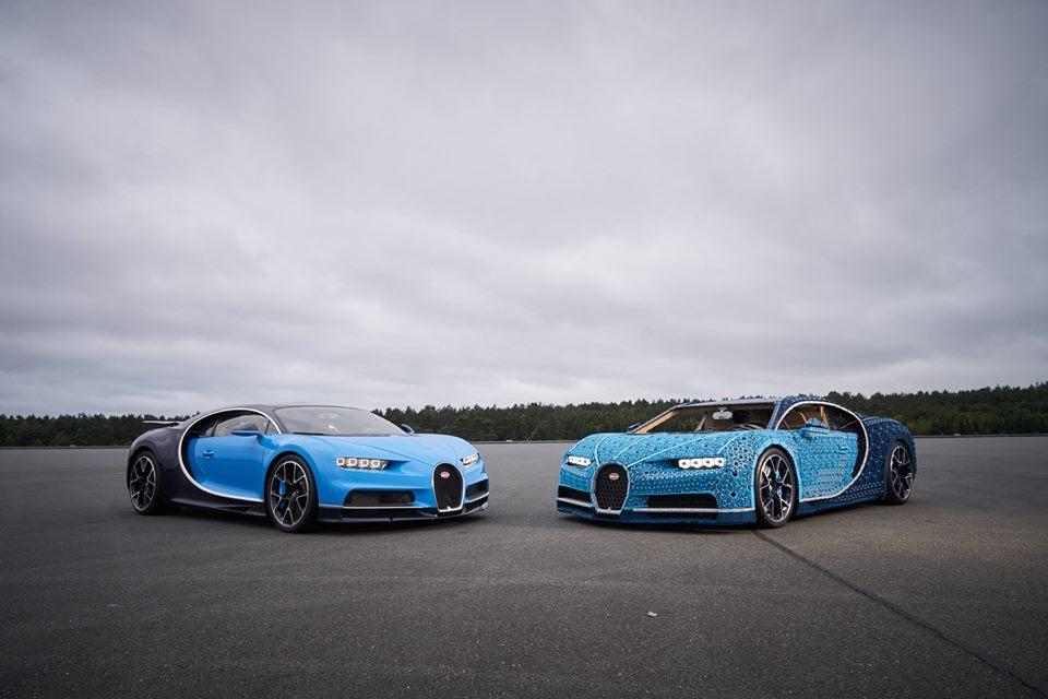 Lego Technic Bugatti Chiron 01