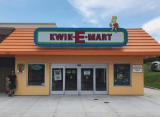 The Simpsons: negli USA apre un vero Kwik-E-Mart!