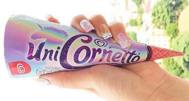 unicornetto gelato unicorno