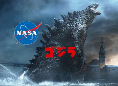 Godzilla Nasa 0