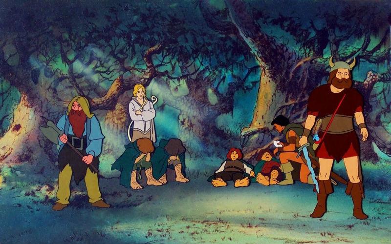 Il Signore degli Anelli 1978 02