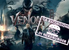 Venom: la nostra recensione del cinecomic con Tom Hardy