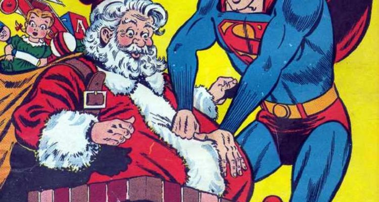 santa claus comics 00