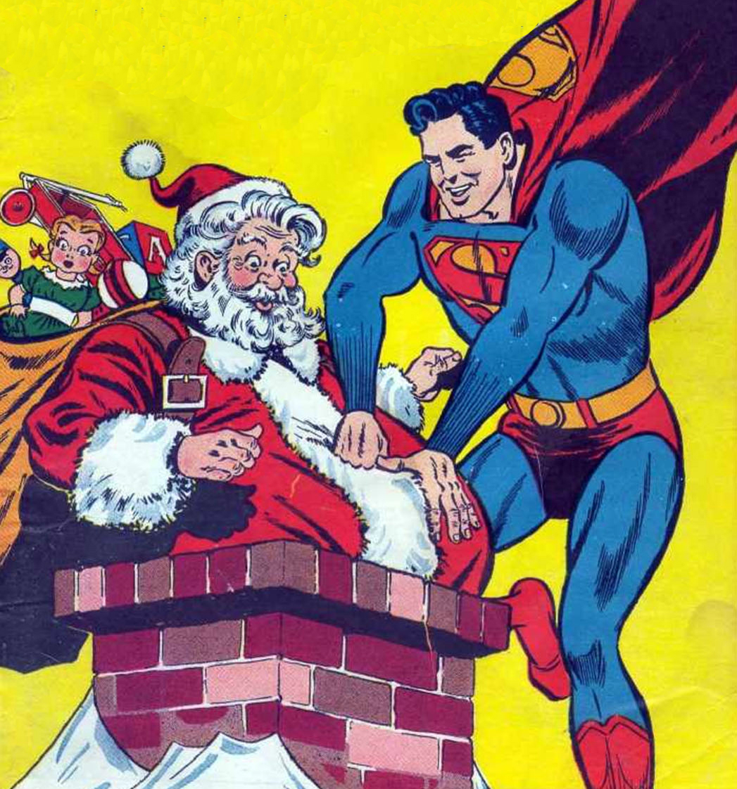 Babbo Natale Assassino.Santa Claus Comics Alcune Incursioni Di Babbo Natale Nel Mondo