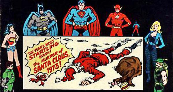 santa claus comics 01