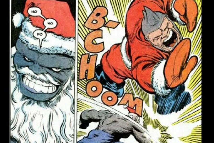 santa claus comics 05