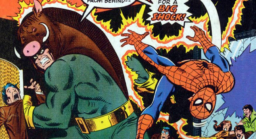 Peggiori supereroi Razorback