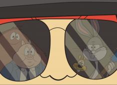 Axl Rose diventa un Looney Tunes e salva la Terra!