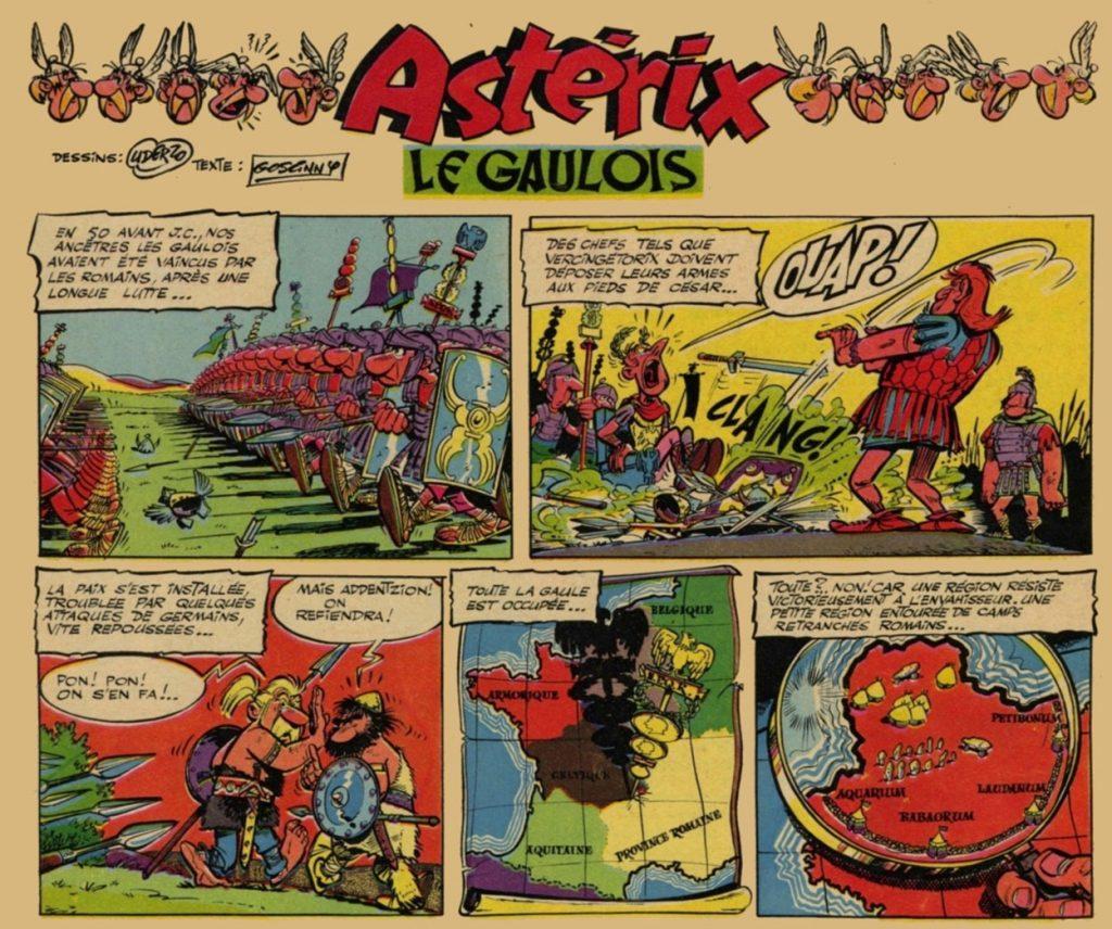 Asterix 60 01