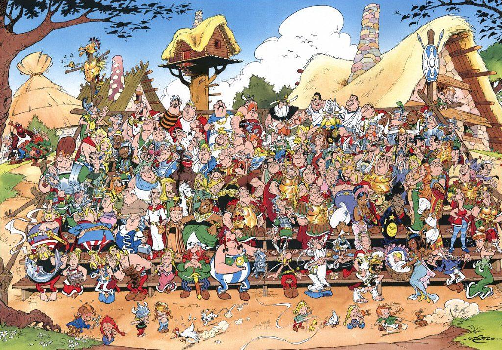 Asterix 60 10