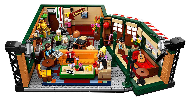 Central Perk Lego 03