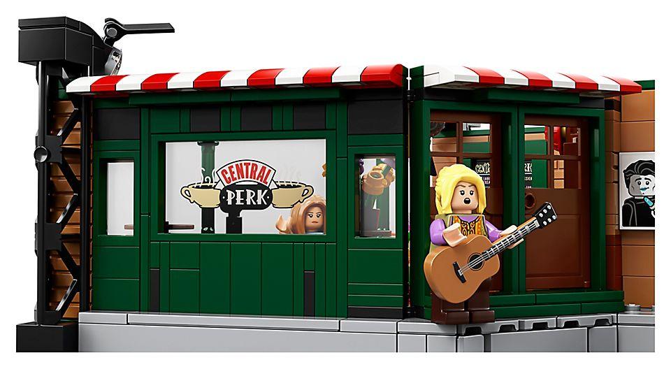 Central Perk Lego 04