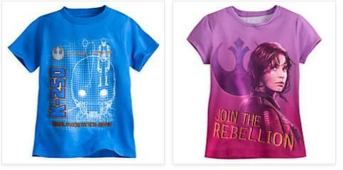 T shirt Rogue One