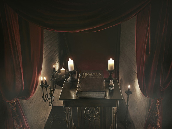 Dracula airbnb