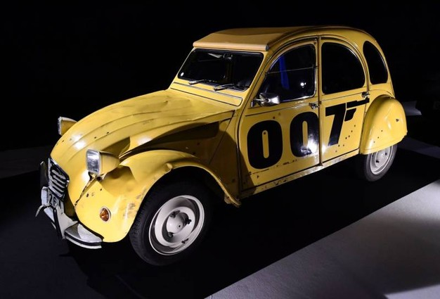 LA Citroën 2CV DI BOND