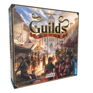 guilds boardgame giochi uniti