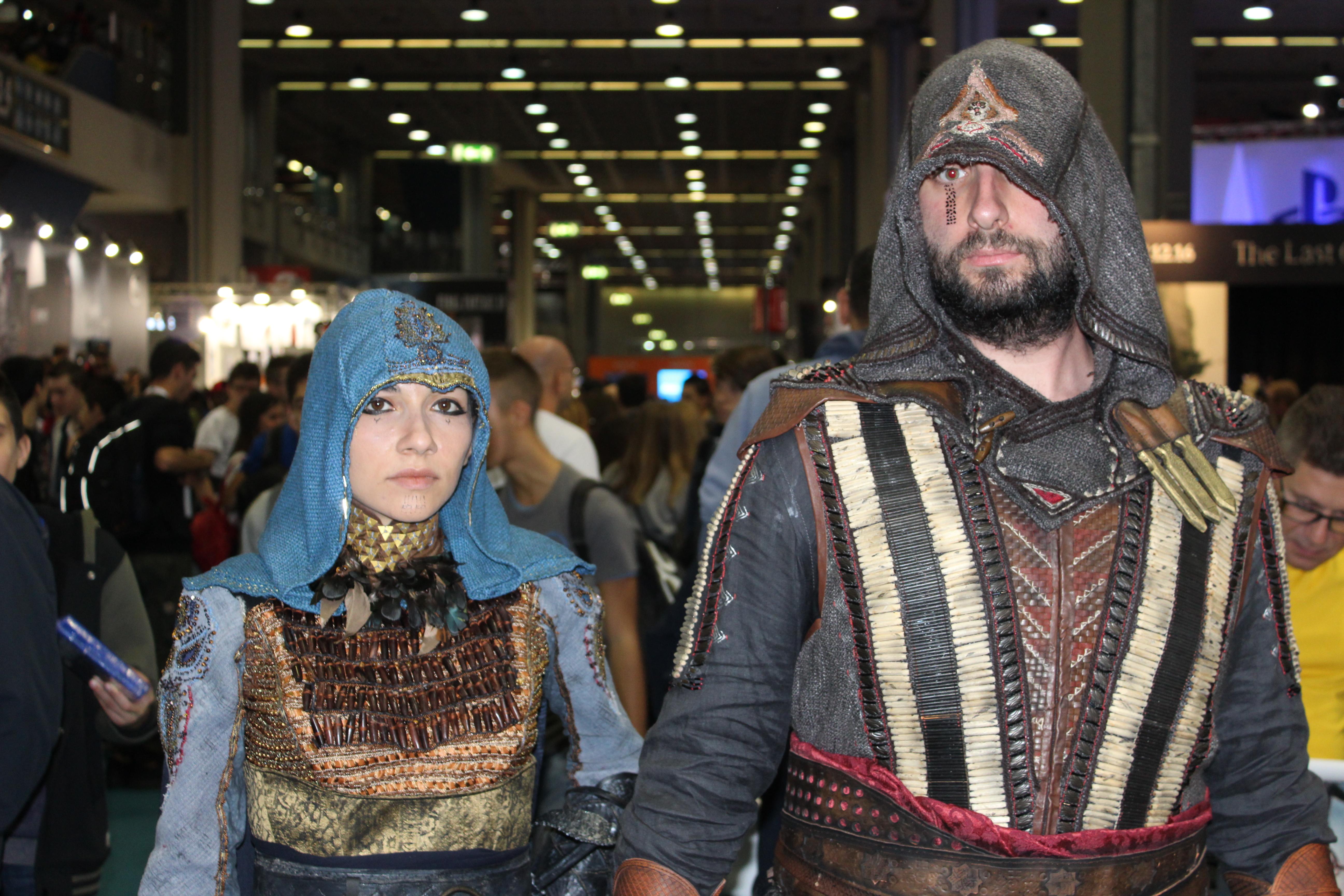 games week cosplay