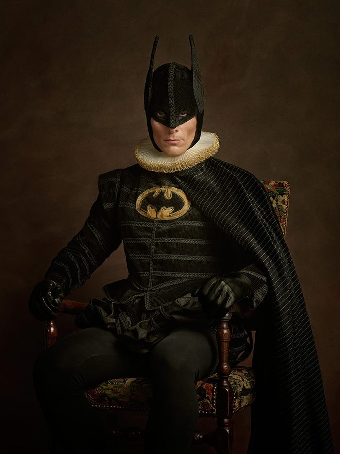 super flemish batman