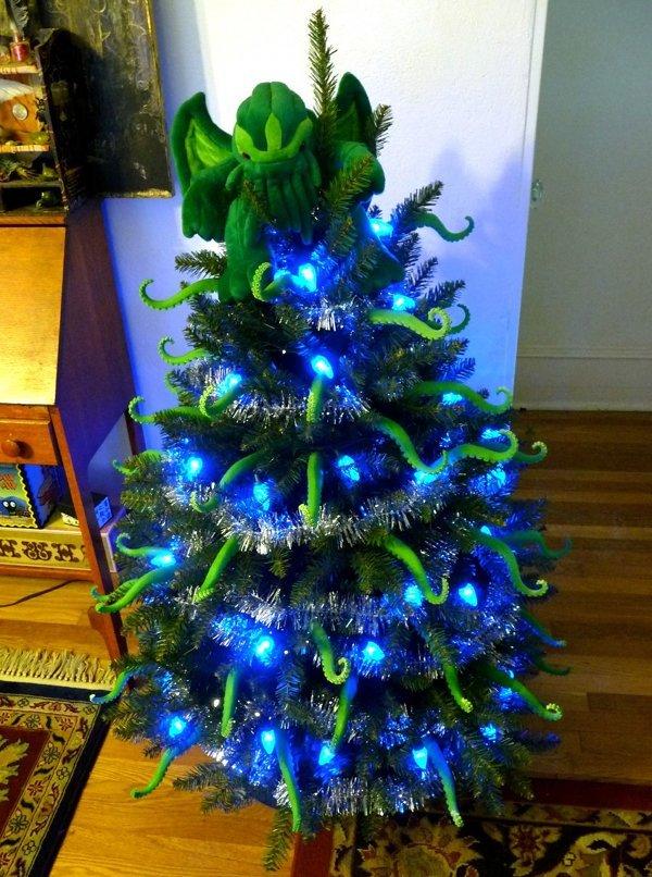 albero-di-natale-cthulhu