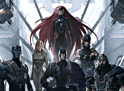 inhumans serie tv