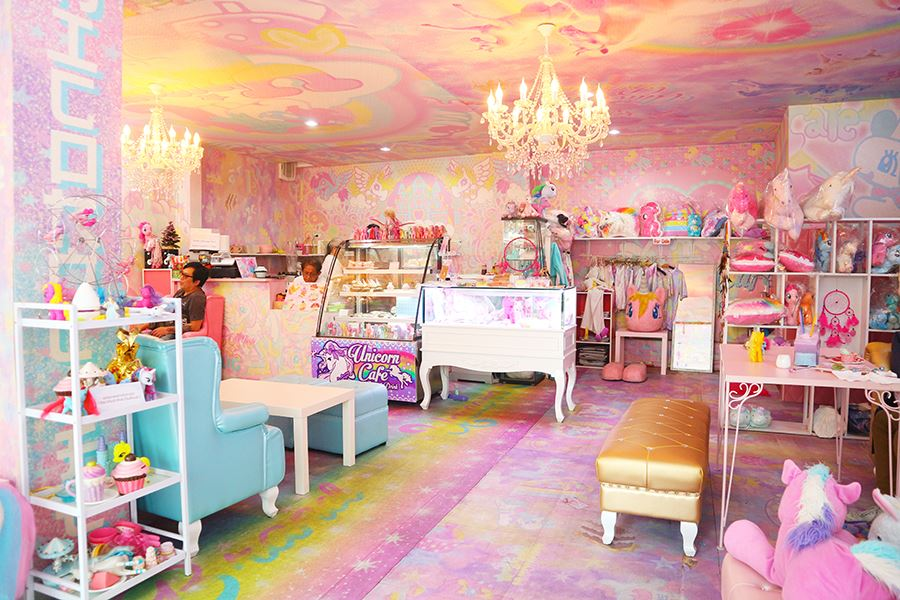 Unicorn Cafè Bangkok